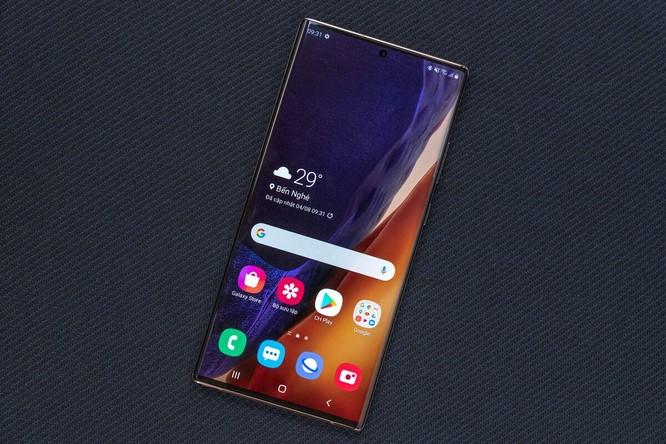 Loạt smartphone mạnh nhất cuối 2020 ảnh 5