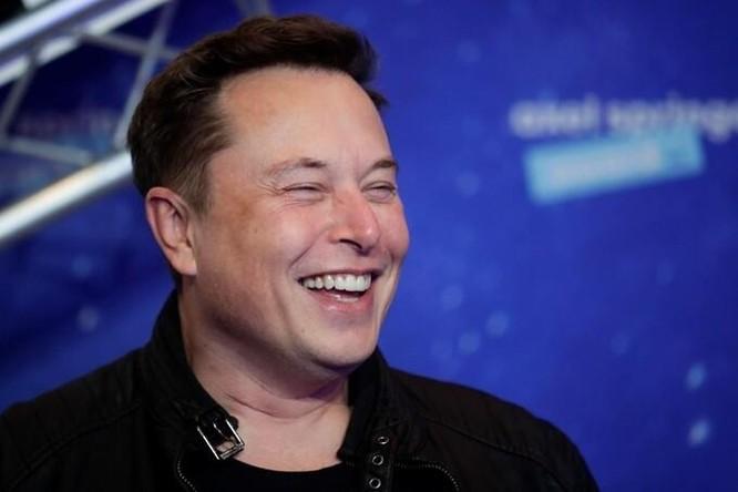 Cam kết chinh phục Sao Hỏa của Elon Musk ảnh 1