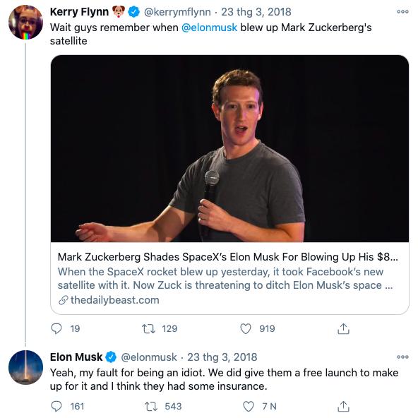 Bốn năm xung đột của Elon Musk và Mark Zuckerberg ảnh 2