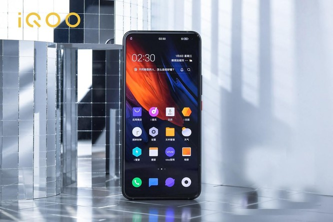 Loạt smartphone mạnh nhất cuối 2020 ảnh 2