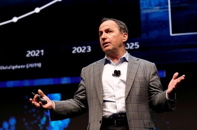 CEO Intel từ chức ảnh 1