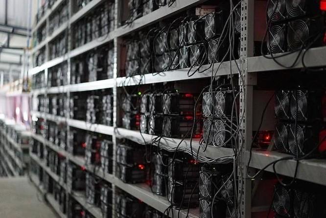 Thợ đào tiền ảo và 'cú sốc' Bitcoin ảnh 1