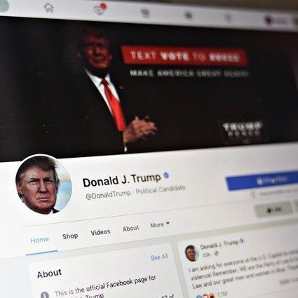 Truyền thông Trung Quốc mỉa mai các công ty khóa tài khoản ông Trump ảnh 2