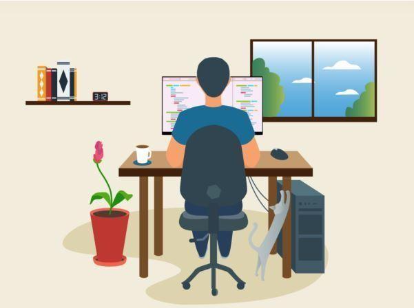 Doanh nghiệp đối mặt với nhiều thách thức an toàn thông tin khi làm việc từ xa ảnh 1