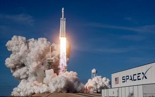 SpaceX bị Bộ Tư pháp điều tra ảnh 1