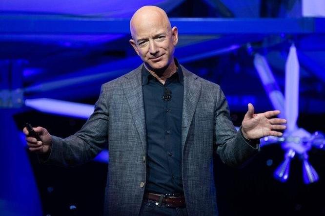 Jeff Bezos: 'Phát minh là gốc rễ thành công của Amazon' ảnh 1