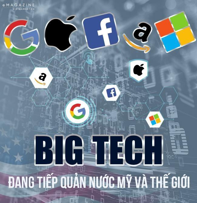 Big Tech đang tiếp quản nước Mỹ và thế giới ảnh 1
