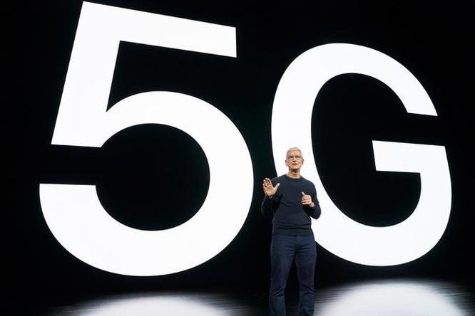 Apple chạy đua 6G ảnh 1