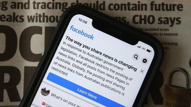 Facebook phải chịu trách nhiệm trước tin giả, nội dung phỉ báng ảnh 1