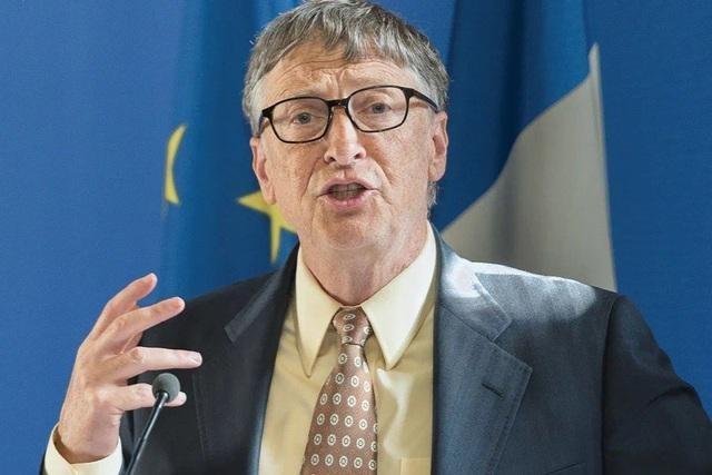 Bill Gates thích dùng điện thoại Android hơn iPhone vì lý do này ảnh 1