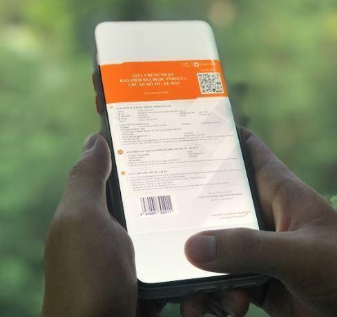 Chính thức cấp chứng nhận bảo hiểm trách nhiệm dân sự dưới dạng điện tử ảnh 2