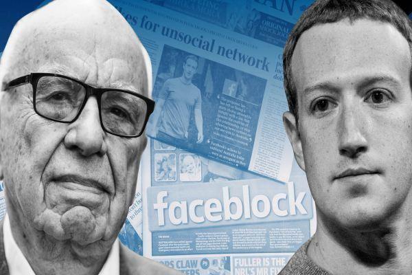 """Chặn tin tức ở Australia, Facebook """"chĩa mũi giáo"""" vào Đế chế Murdoch? ảnh 1"""