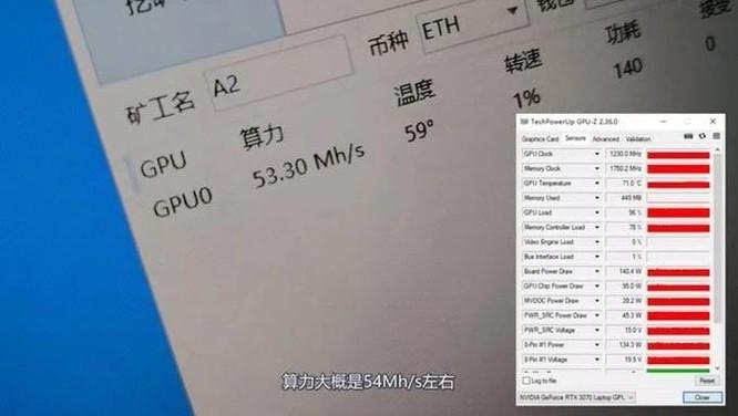Bẻ khóa chip M1 để đào tiền kỹ thuật số trên MacBook ảnh 1