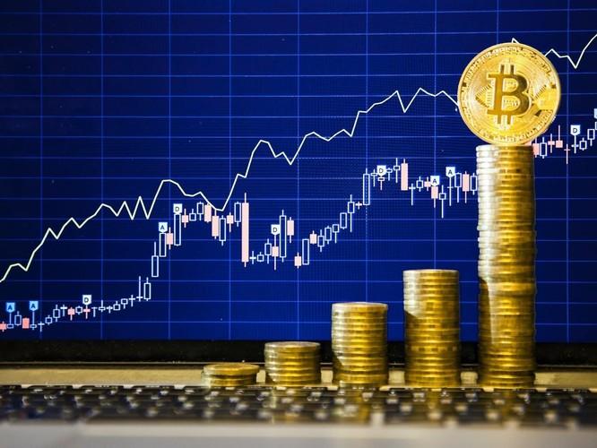 'Giá Bitcoin có thể tăng đến vô hạn' ảnh 1