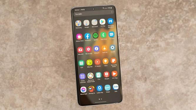 Loạt smartphone Android mạnh nhất đầu 2021 ảnh 3