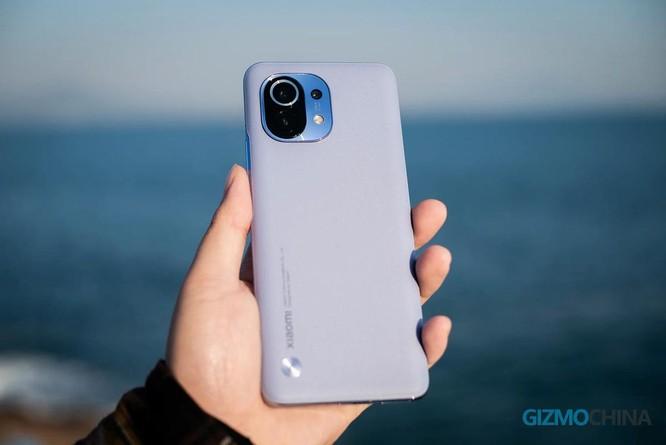 Loạt smartphone Android mạnh nhất đầu 2021 ảnh 2