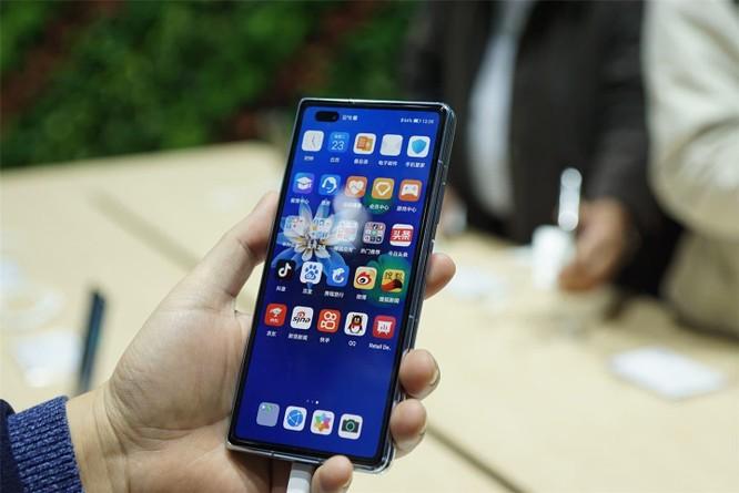Smartphone Huawei trở thành đồ hiếm ảnh 5