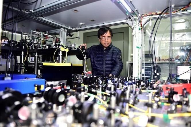 Trung Quốc muốn thành cường quốc lượng tử ảnh 1