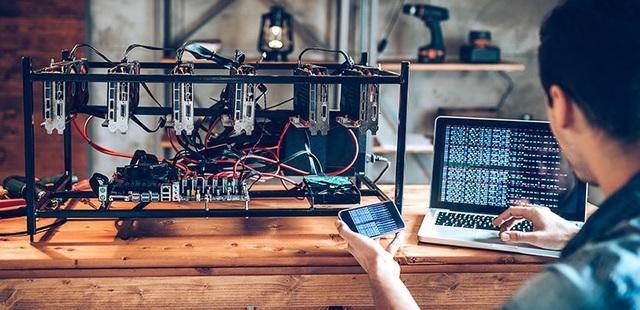 """""""Thợ đào"""" tiền điện tử đang hủy hoại thị trường máy tính ảnh 1"""