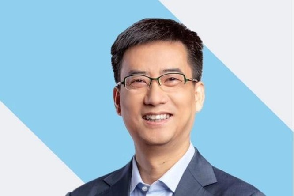 CEO Ant Group của Jack Ma từ chức ảnh 1