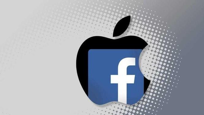 Nguyên nhân Facebook 'khua môi múa mép' trước Apple ảnh 1