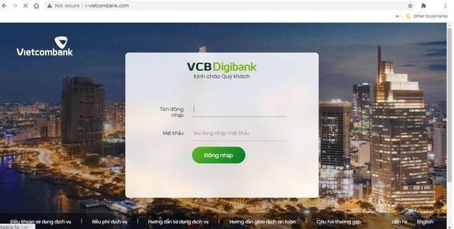 Người dùng Vietcombank nhận tin nhắn lừa đảo ảnh 2