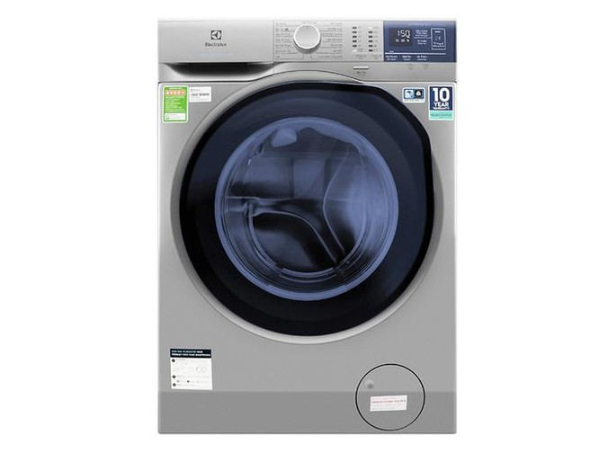 Loạt máy giặt lồng ngang cỡ lớn giảm giá đầu năm ảnh 2