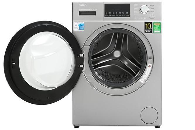 Loạt máy giặt lồng ngang cỡ lớn giảm giá đầu năm ảnh 4