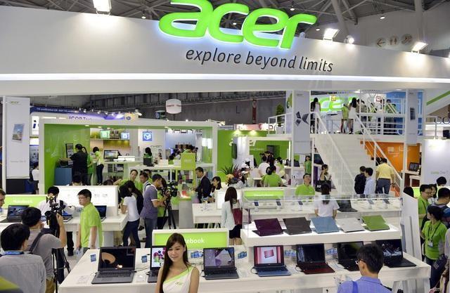Dính mã độc tống tiền, hãng máy tính Acer bị đòi tiền chuộc 50 triệu USD ảnh 1