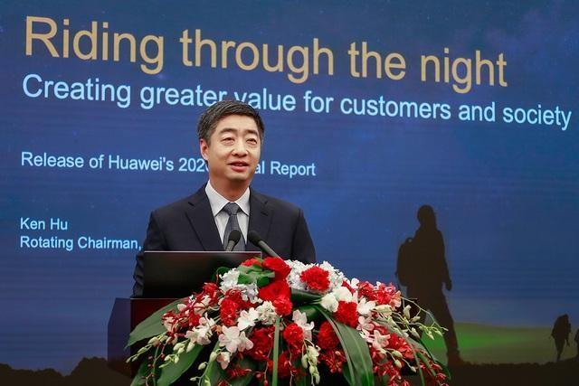 """Hai năm chịu áp lực từ Mỹ, Huawei vẫn """"sống sót"""" ảnh 1"""