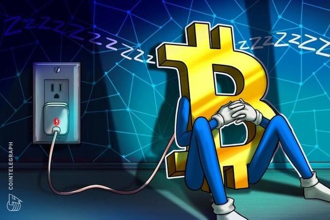 Mức tiêu thụ điện khổng lồ đe dọa tương lai Bitcoin ảnh 1