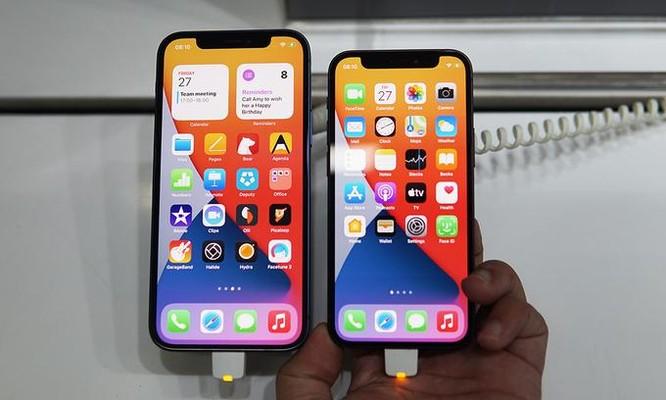 Cửa hàng 'đua' giảm giá iPhone 12 mini ảnh 1