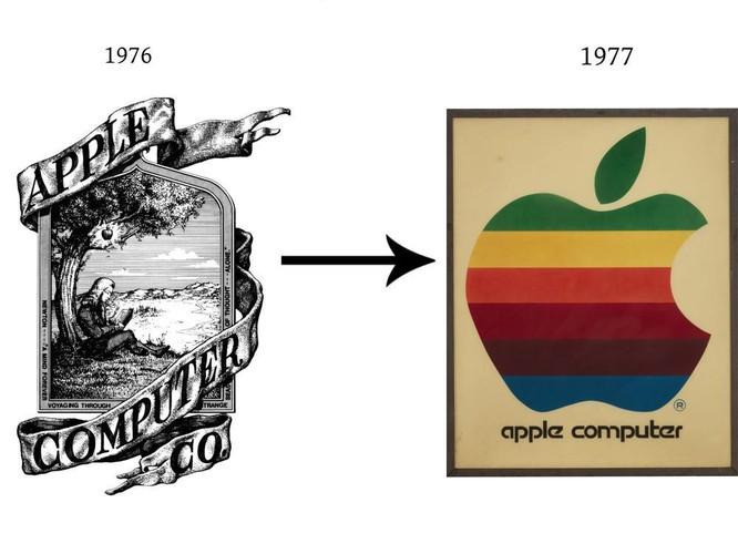 Những lần đổi logo hài hước của các hãng công nghệ ảnh 1