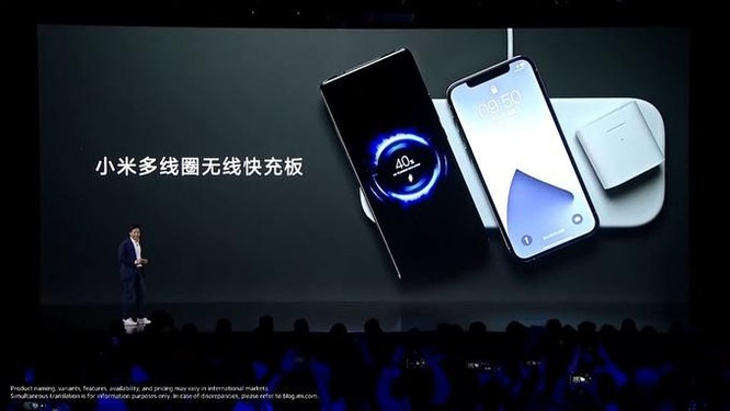 Xiaomi khiến Apple 'xấu hổ' ảnh 1