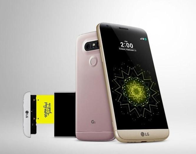 Hào quang và thất bại của điện thoại LG ảnh 3