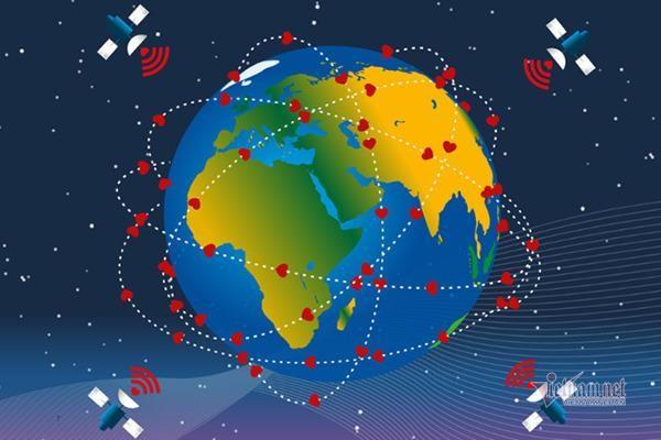 Người Việt có thể dùng Internet từ trời bằng vệ tinh của Elon Musk ảnh 1