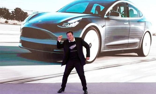Tesla 'xoa dịu' Trung Quốc về dữ liệu thu thập ảnh 1