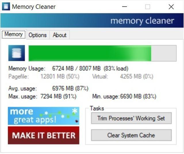 Thủ thuật tối ưu bộ nhớ RAM giúp máy tính hoạt động mượt mà hơn ảnh 1