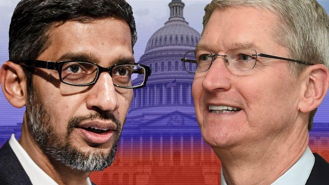 'Chúng tôi đều sợ Google và Apple' ảnh 1