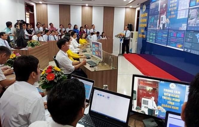 Quảng Nam: Phê duyệt hơn 900 tỷ đồng xây dựng chính quyền số ảnh 1