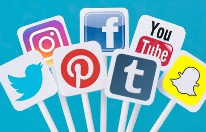 Doanh nghiệp 'đổ tiền' quảng cáo trên mạng xã hội ảnh 1
