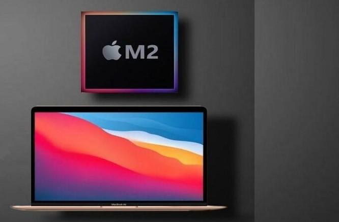 Apple bắt đầu sản xuất hàng loạt chip M2 ảnh 1