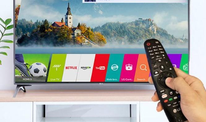 Smart TV bán tại Việt Nam đã có 'trợ lý' tiếng Việt ảnh 1