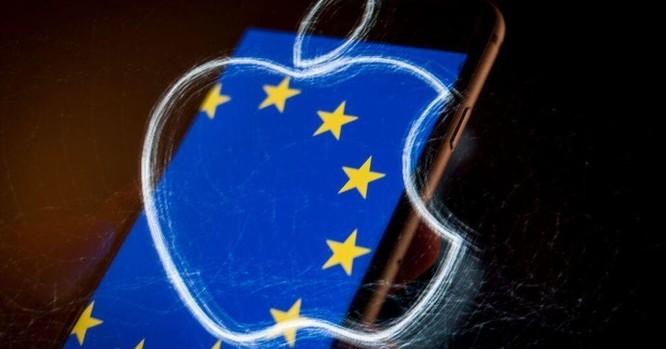 EU buộc tội Apple phạm luật chống độc quyền ảnh 1