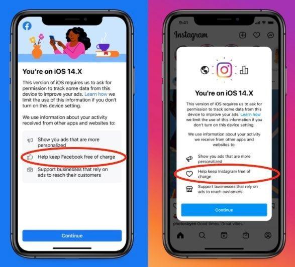 Facebook 'dọa' người dùng để được thu thập dữ liệu ảnh 1