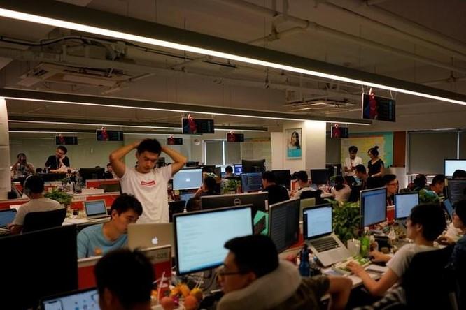 'Sếp' Tencent bị 'ném đá' vì nói giới trẻ Trung Quốc chỉ biết ngủ ảnh 1