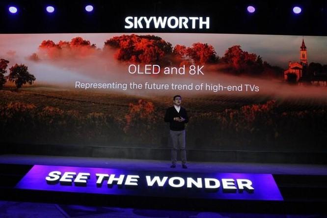 Smart TV của Skyworth theo dõi người dùng ảnh 1