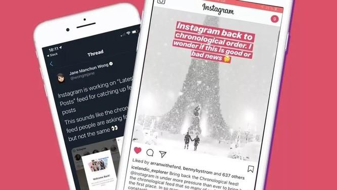 Instagram đã biến chất? ảnh 2