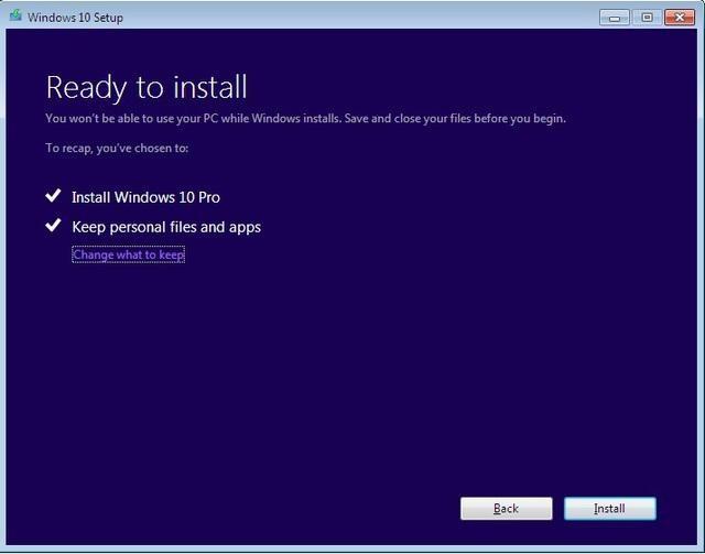 Hướng dẫn nâng cấp máy tính chạy Windows 7 lên 10 hoàn toàn miễn phí ảnh 5
