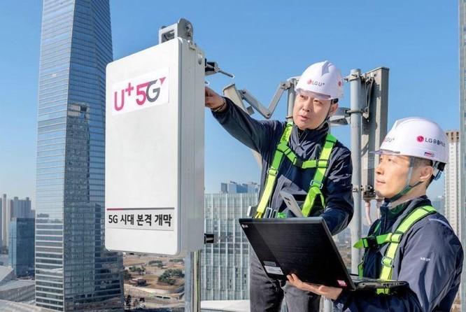 Hàn Quốc mất khả năng cạnh tranh trong ngành công nghiệp 5G ảnh 1
